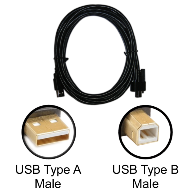 USB Communication Cable (GES003A)